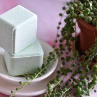 cube vert eucalyptus