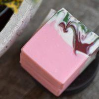 fraise et rhubarbe